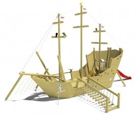 ibondo_Play_ship_Santa_Maria_01